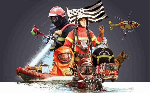 Congrès national des sapeurs-pompiers 2019 - Vannes