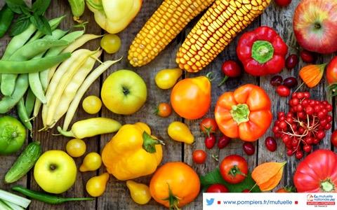 Alimentation équilibre santé
