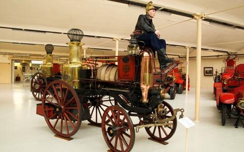Musées sapeurs-pompiers