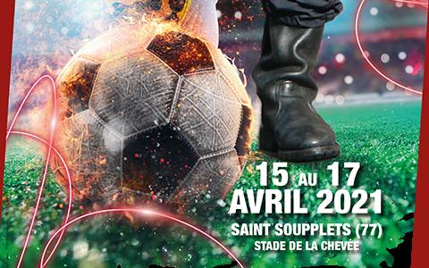 FOOTBALL : CHAMPIONNAT DE FRANCE DE SAPEURS-POMPIERS 2020