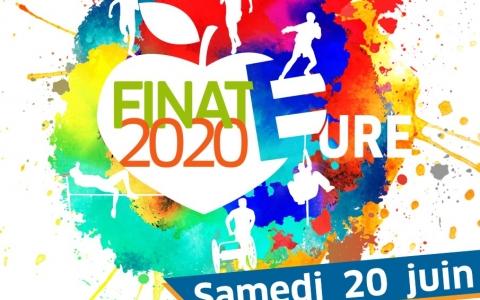 affiche FINAT 2020