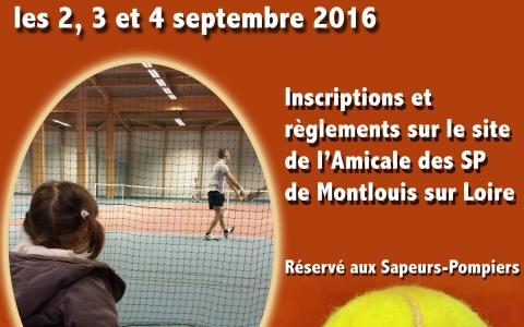 1er tournoi de tennis SP