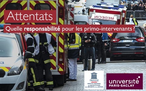 VIGNETTE - Colloque INHESJ Attentats Responsabilité Primo Intervenants