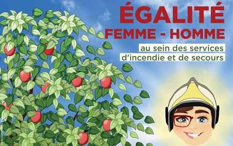 Colloque Egalité Femme Homme dans les services d'incendie et de secours - mars 2020