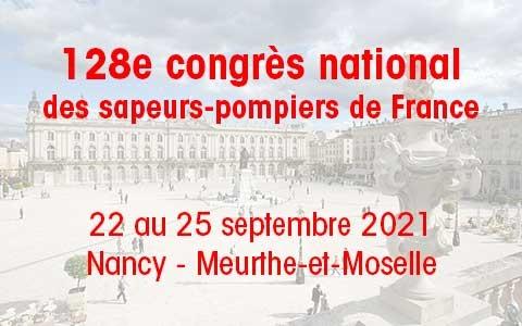 Vignette - Congrès national des sapeurs-pompiers de France 2021 - Nancy