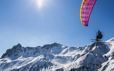5ème Challenge National Vol et Ski
