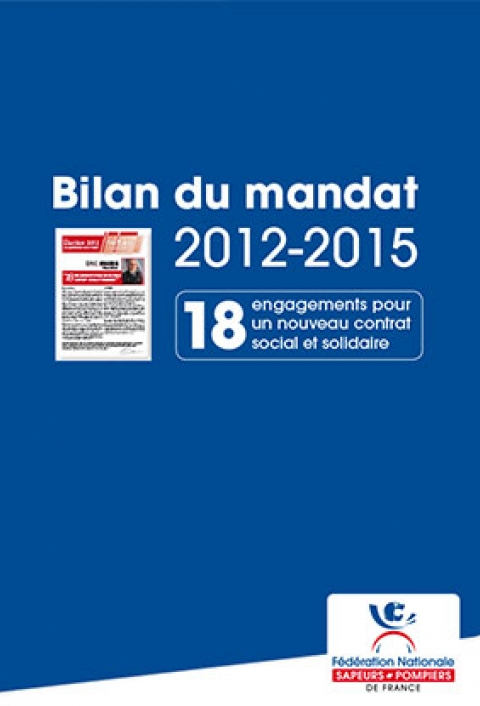 Bilan de mandat 2012-2015 - Eric Faure