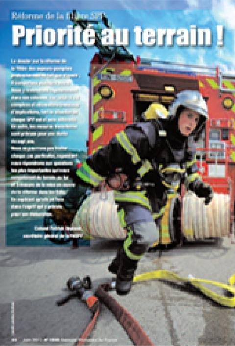 Réforme de la filière. Dossier du magazine Sapeurs-pompiers de France