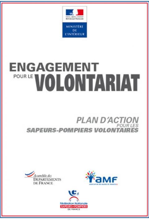 Engagement volontariat. Plan d'action pour les SPV - 2013