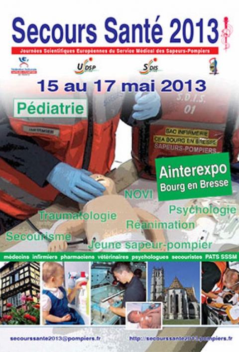 Secours santé 2013