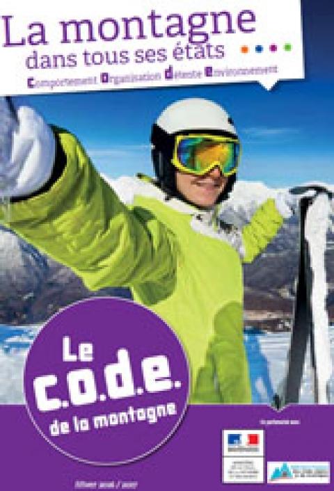 Code de la montagne 2016-2017