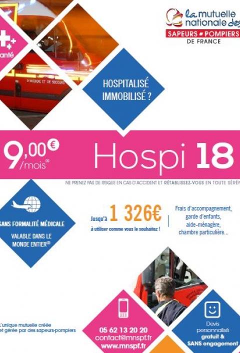 En savoir plus sur Hospi 18