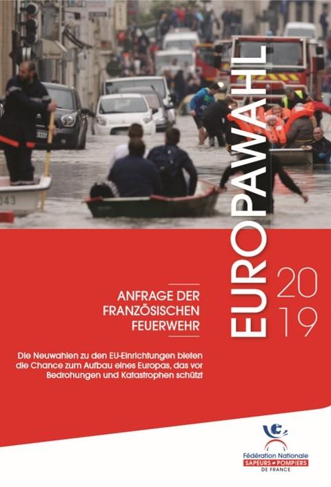 Europawahl 2019 : anfrage der französischen feuerwehr