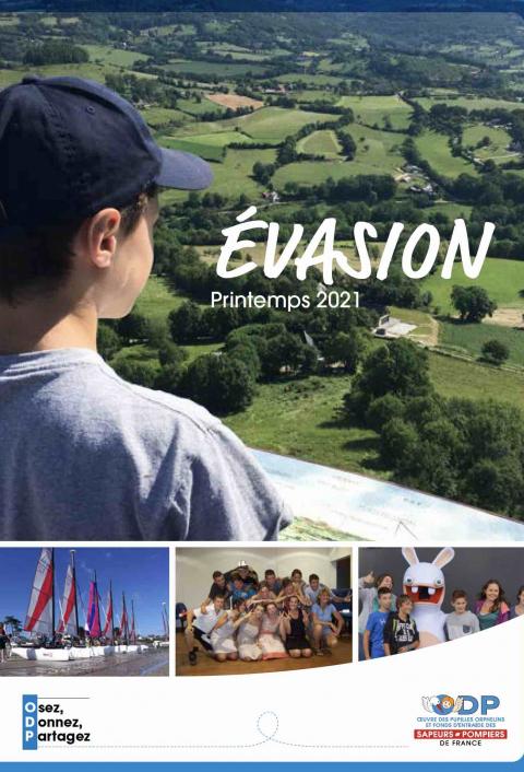 Brochure séjours printemps 2021