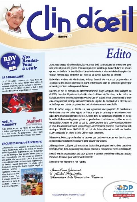 Clin d'Oeil 57