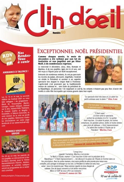 Clin d'Oeil 60