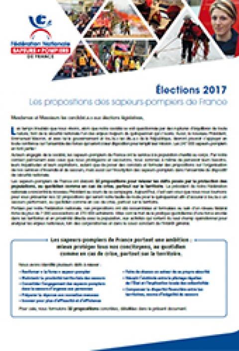 Document d'interpellation à destination des candidats aux élections législatives 2017