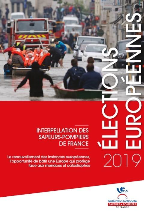 Elections européennes 2019 : interpellation des candidats par les sapeurs-pompiers de France