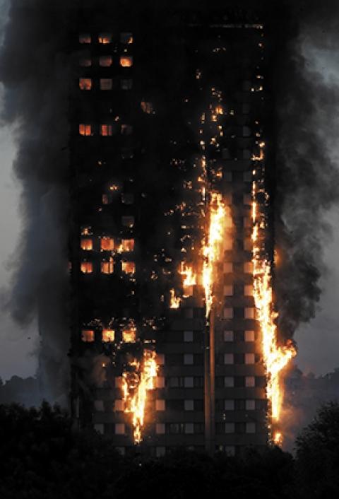 monde incendie