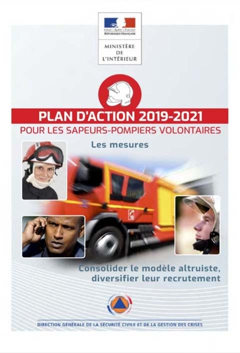 Plan d'action 2019-2021 volontariat