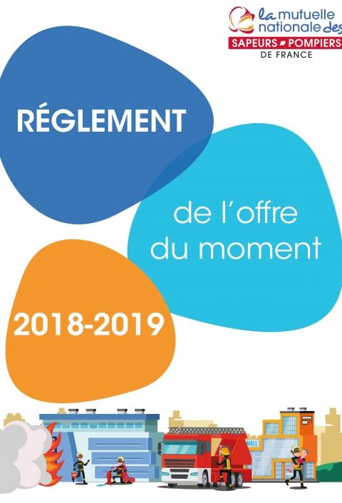 Règlement conquête 2018-2019