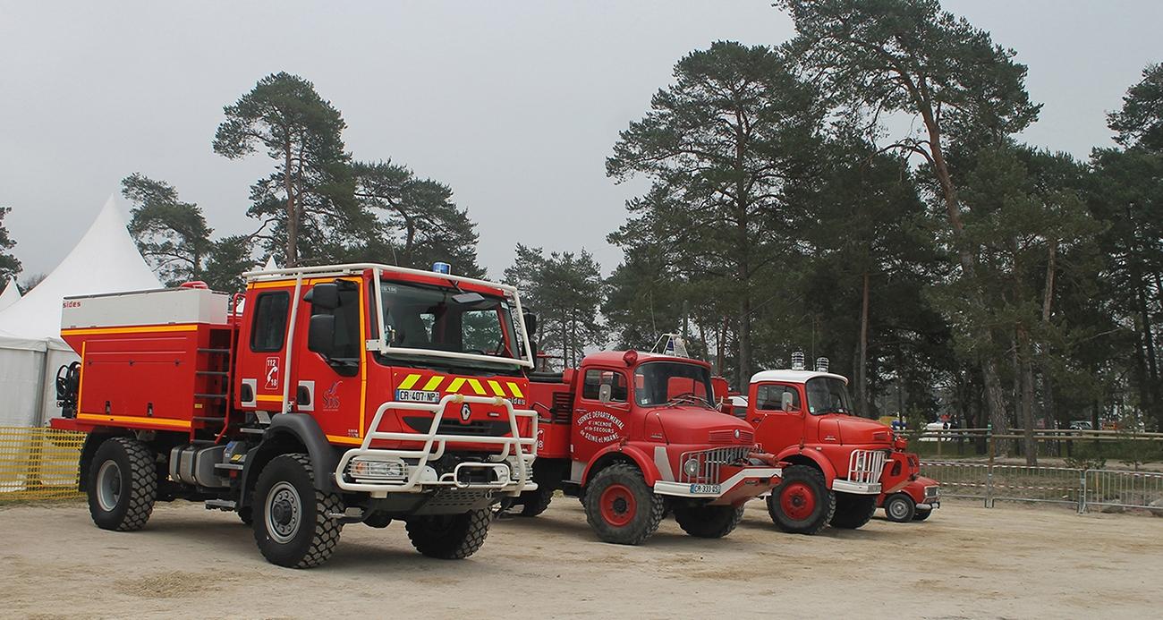 Cross national des sapeurs-pompiers 2016