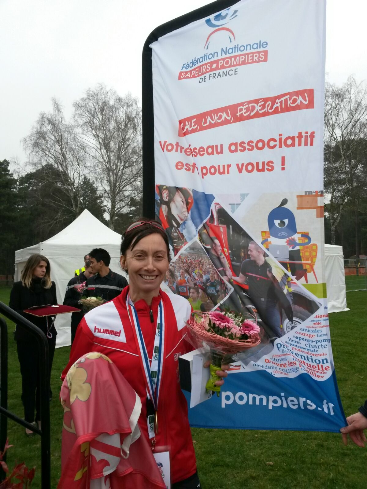 Cross national des sapeurs-pompiers 2016