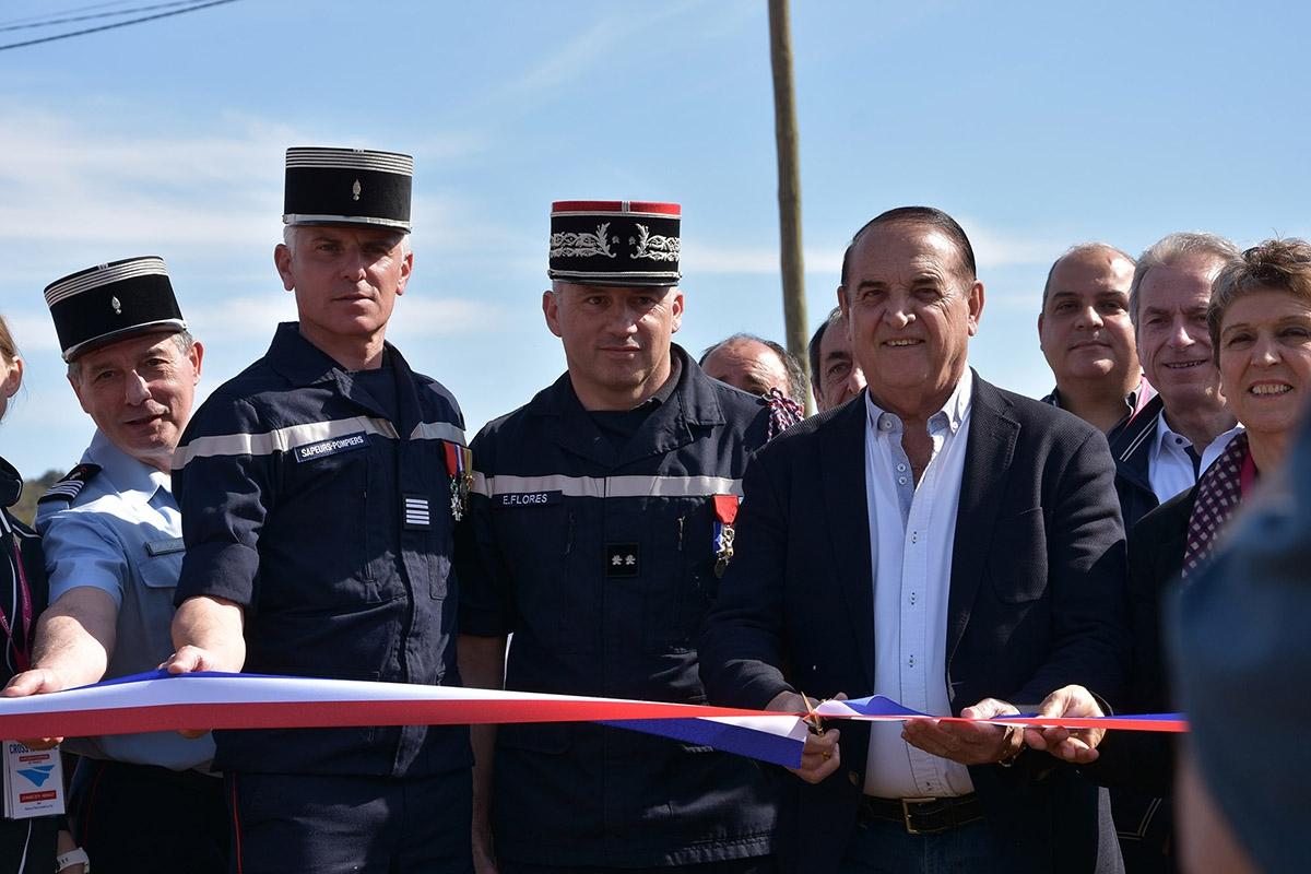 Cross national des sapeurs-pompiers 2019