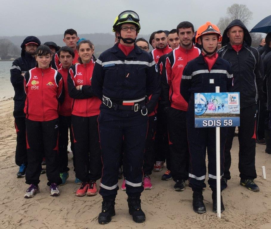Cross national des sapeurs-pompiers de France 2017