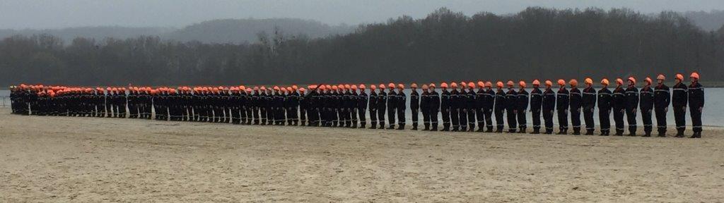 Cross national des sapeurs-pompiers de France 2017