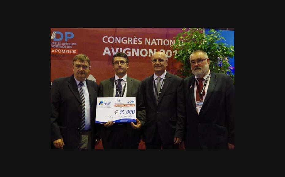 ODP - congrès sapeurs-pompiers 2015