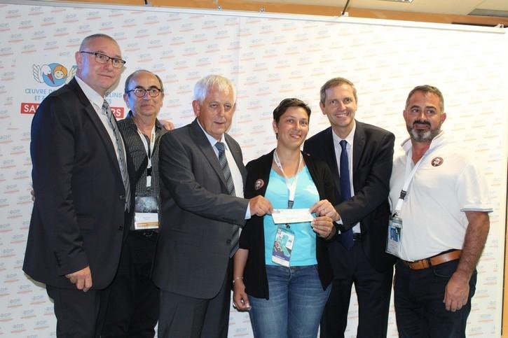 Union Départementale des Sapeurs-Pompiers de Charente-Maritime (17) - 5 000€