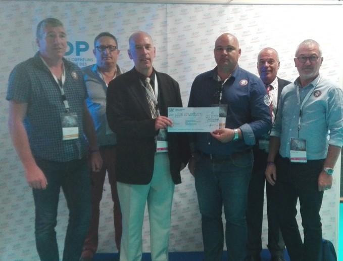 Union Départementale des Sapeurs-Pompiers de Saône-et-Loire (71) - 25 577€