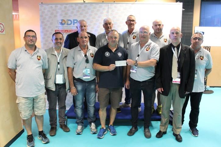 Union Départementale des Sapeurs-Pompiers du Tarn (81) - 5 000€