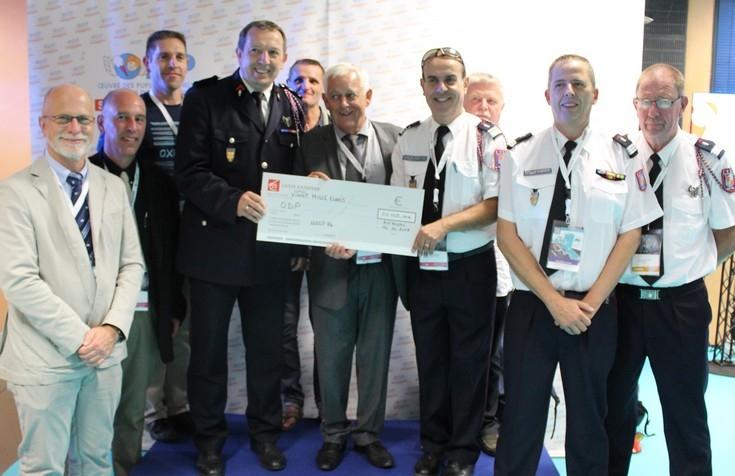 Union Départementale des Sapeurs-Pompiers du Vaucluse (84) - 20 000€