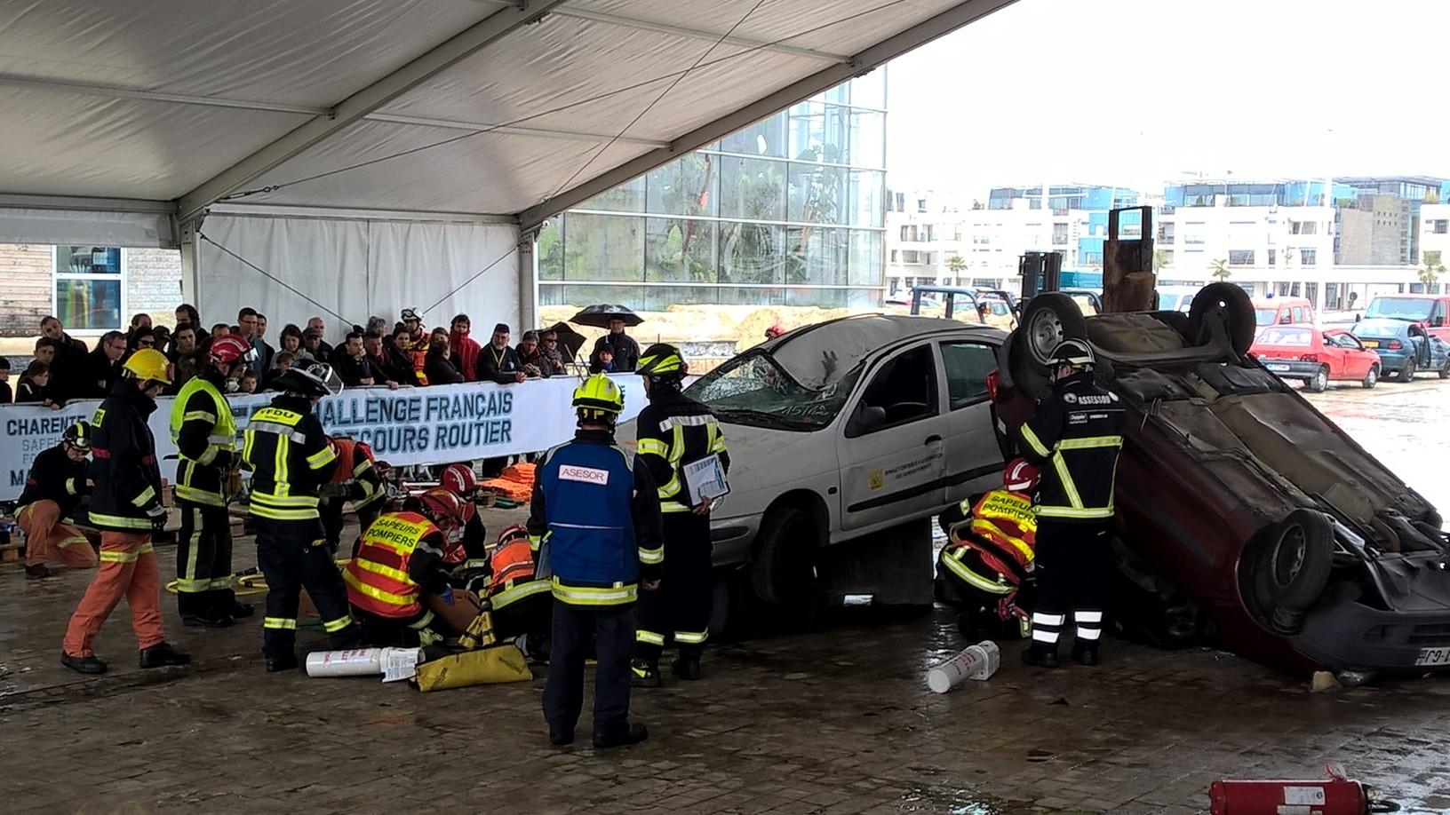 Challenge national de secours routier 2016
